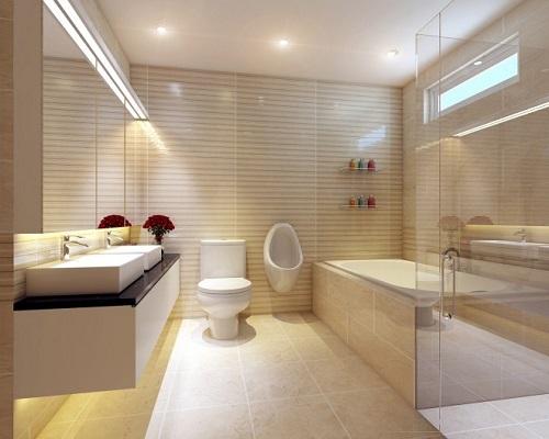 nhà vệ sinh đẹp