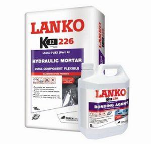 vữa chống thấm Lanko