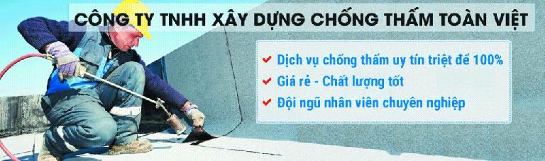 Chống thấm Toàn Việt