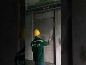 bảo dưỡng tường trát