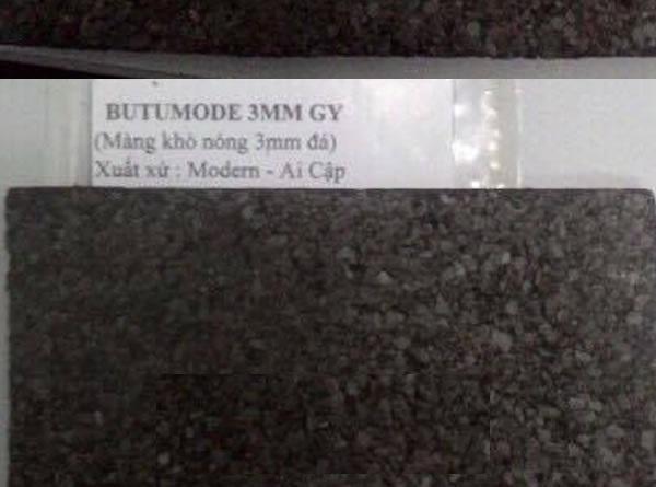 Màng khò nóng bitumode 3mm – Ai cập