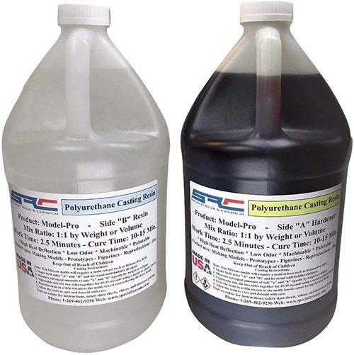 Epoxy-Polyurethane-Resin