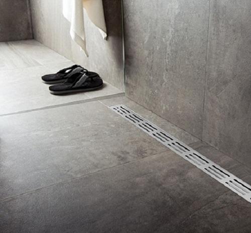 Lỗ thoát sàn dài