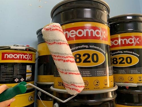 sơn chống thấm neomax