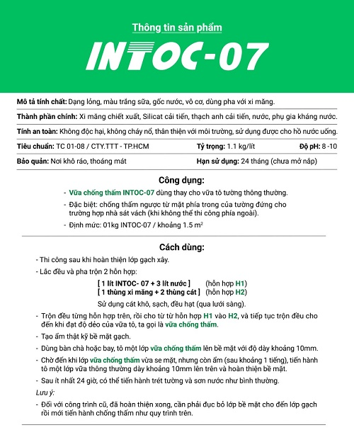 intoc 07