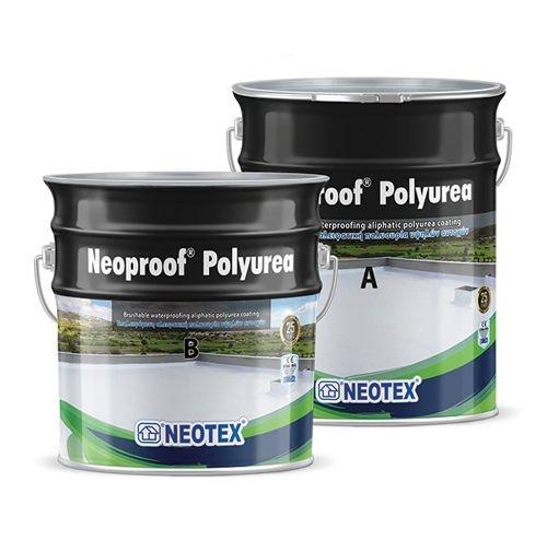 Giá sơn polyurea chống thấm