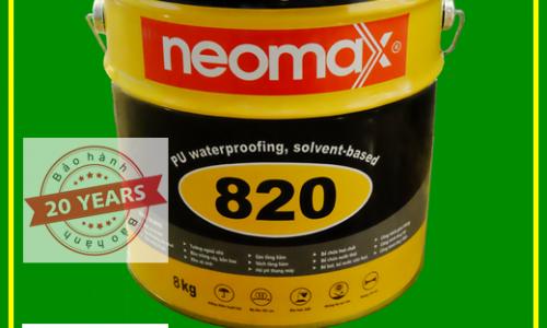 ưu điểm chống thấm neomax 802