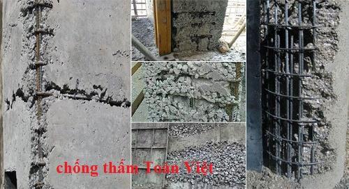 sửa chữa bê tông cốt thép