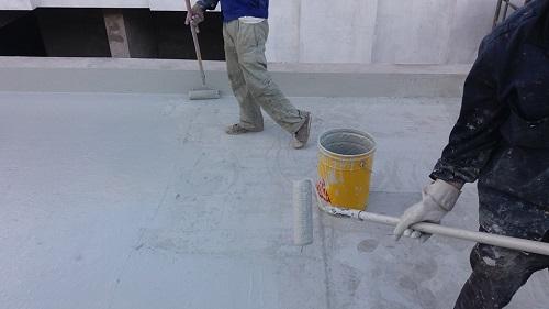 chống thấm sàn mái bằng sia