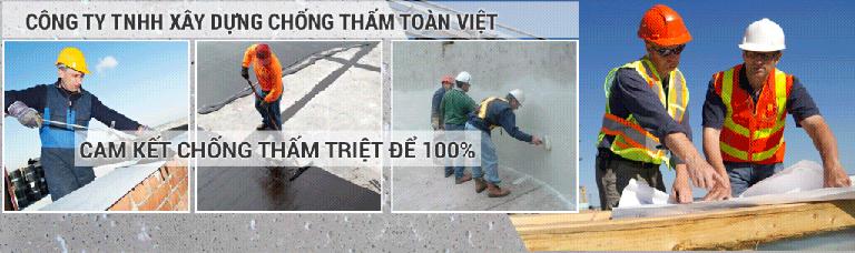 Công ty TNHH xây dựng chống thấm Toàn Việt