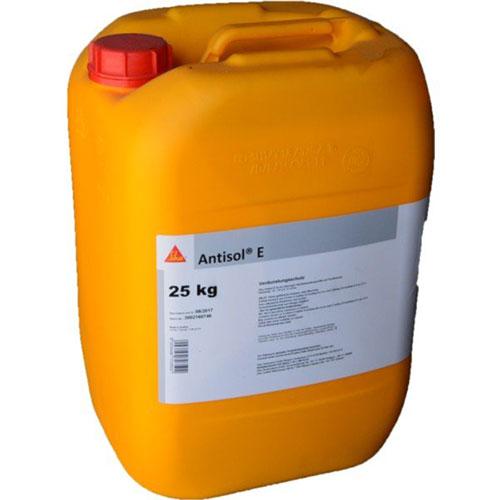 Bảo dưỡng bê tông bằng Sika Antisol E