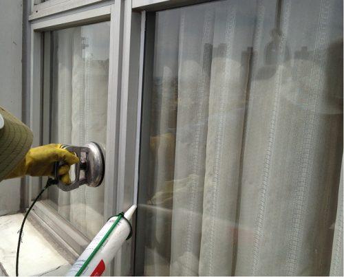 keo acrylic dán cửa