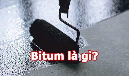 bitum là gì