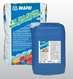 vữa chống thấm Mapei