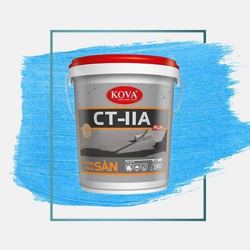báo giá sơn chống thấm kova ct11a gold