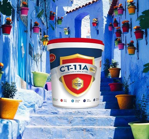 Hướng dẫn sử dụng sơn chống thấm ct11a