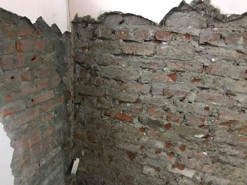 Chống thấm tường nhà cũ
