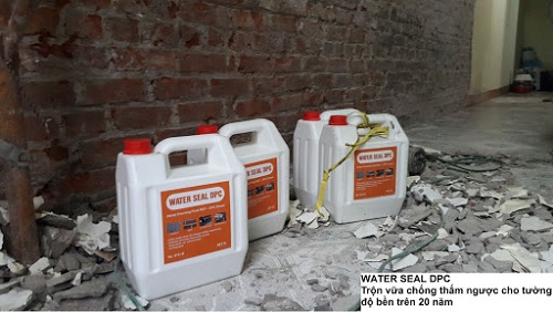 Dung dịch chống thấm Water Seal DPC