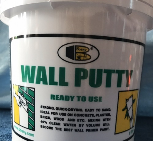 Keo vá tường