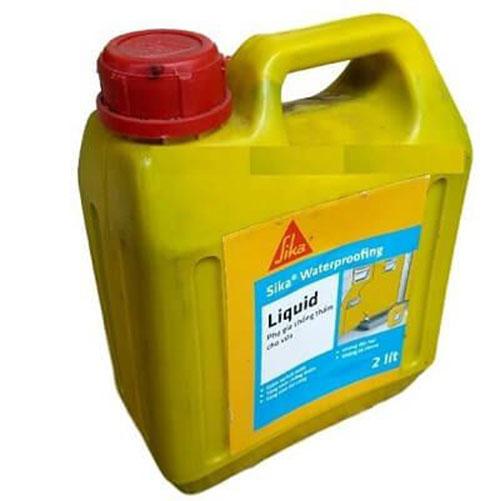Liquid hardener Sika