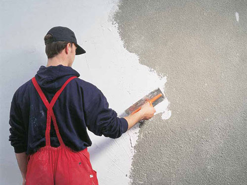 sơn bả matit tường nhà