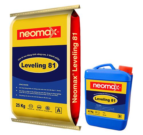 Vữa tự chảy Neomax Leveling 21