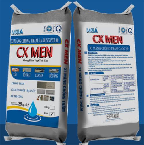 Xi măng chống thấm CX-MEN